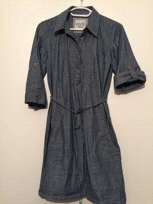 Jeanskleid Blusenkleid
