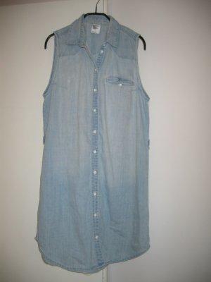H&M Jeansjurk korenblauw