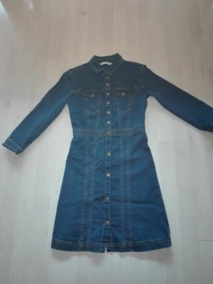 Clockhouse Abito denim blu