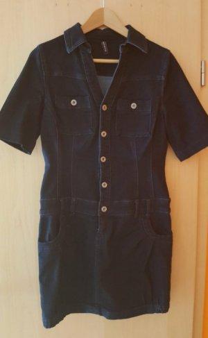 Jeanskleid dunkelblau
