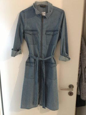 C&A Denim Dress cornflower blue