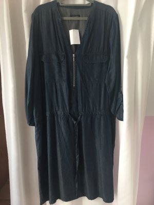 C&A Denim Dress dark blue