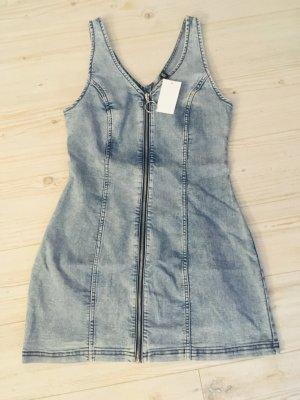 H&M Denim Dress azure