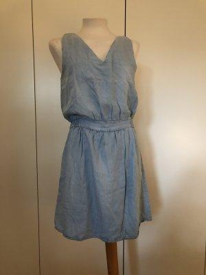 Jeanskleid hellblau