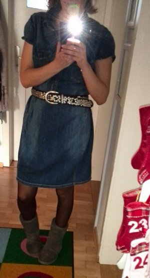 Jeanskleid Mama H&M, Größe 38/M, Umstandsmode, Schwangerschaftsmode, Maternity