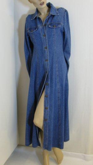 Denim Dress blue cotton