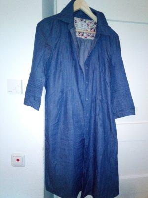 Jeanskleid marineblau