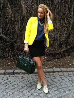 Jeanskleid mit Minirock