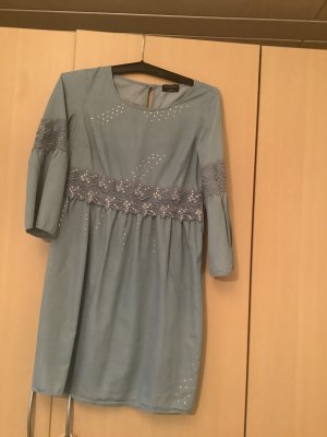 Denim Dress blue mixture fibre