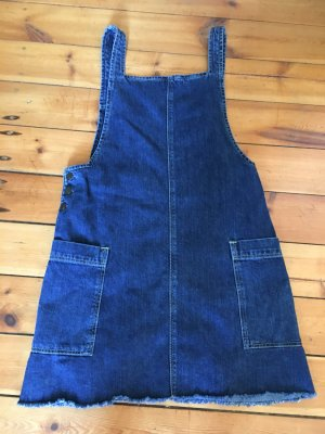 Jeanskleid mit Taschen