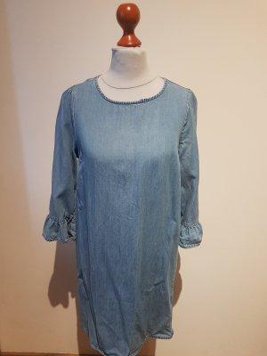Vero Moda Denim Dress multicolored lyocell