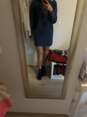 Pepe Jeans Denim Dress blue