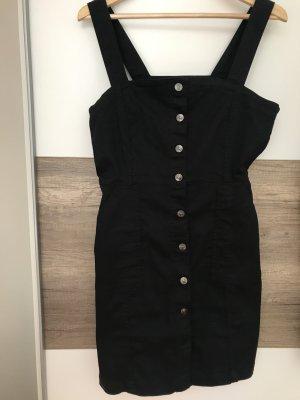 Schwarzes jeanskleid – Beliebte stilvolle Kleider 2018 f6efd325b7