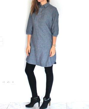 Jeanskleid Tunika von Hess Natur Bio + Fair Trade Hemd Kleid