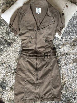 Jeanskleid von Dept, Schlammfarben, Mini, gr 36