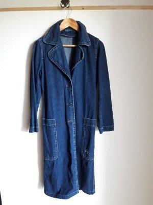 Jeansmantel taillierte Form. Pash.