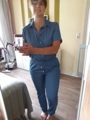 Jeansoverall L neu