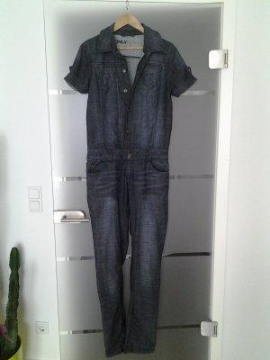 jeansoverall von only