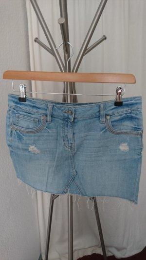 Pimkie Denim Skirt light blue
