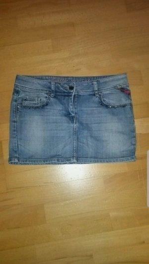 Tally Weijl Denim Skirt blue