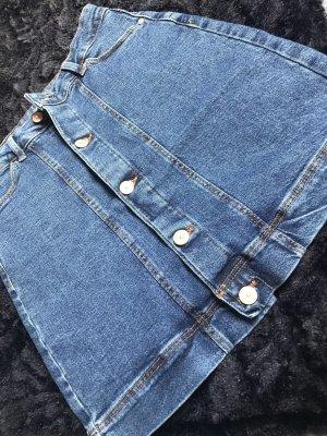 Clockhouse Gonna di jeans blu scuro