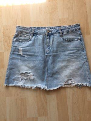 Pimkie Jupe en jeans multicolore