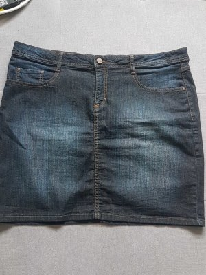 jeansrock dunkelblau