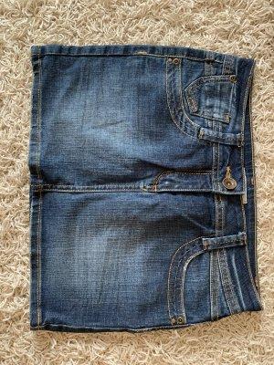 Pimkie Denim Skirt blue