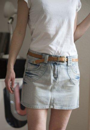 Jeansrock hellblau von Vero Moda