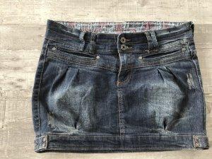 Denim Skirt blue