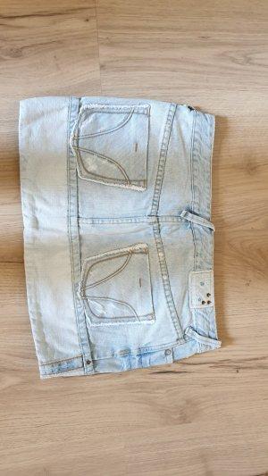 jeansrock mini