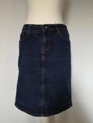 Jeansrock Minirock Jeans Rock