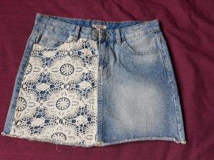 Denim Co. Denim Skirt blue
