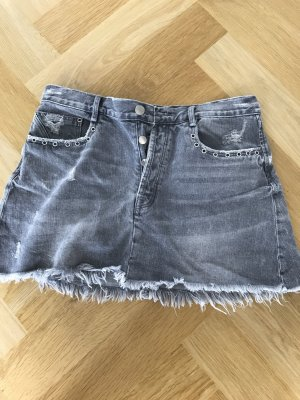 Jeansrock nur einmal getragen!