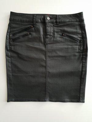 Jeansrock schwarz