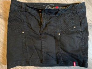 edc Gonna di jeans nero
