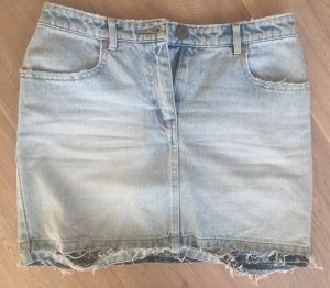 Jeansrock, Used-Optik, French Connection UK (FCUK)