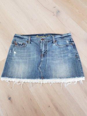 Abercrombie & Fitch Gonna di jeans blu