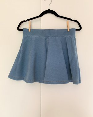Calzedonia Denim Skirt pale blue-azure