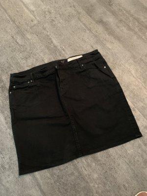 edc Denim Skirt black