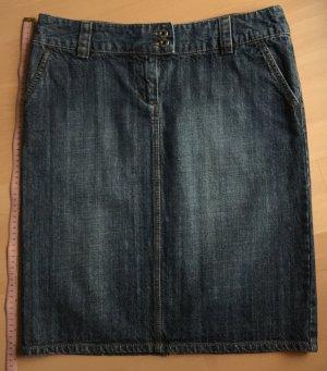 Jeansrock von Esprit in Größe 40, Länge 60 cm, Bundweite 43 cm