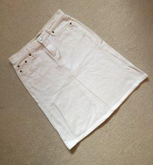 Gap Gonna di jeans bianco
