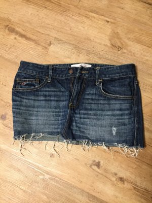 Hollister Jupe en jeans bleu foncé