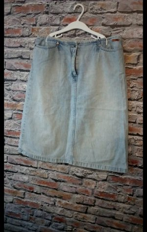 QS by s.Oliver Gonna di jeans grigio ardesia