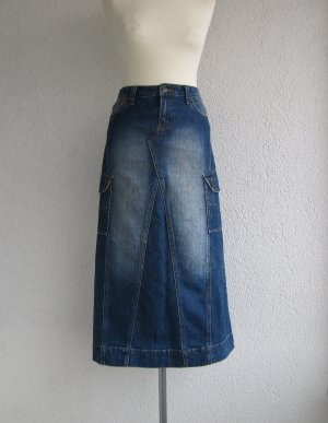 Jeansrock von Tally Weijl in Gr. 36