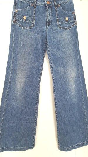 Jeansschlaghose *Fit Wide* Gr. W 30 (entspricht Gr. 40)