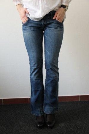 Jeansschlaghose von Hudson in Größe 27