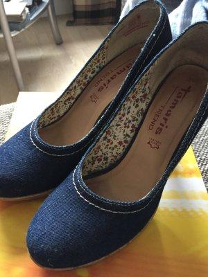 Jeansschuhe von tamaris