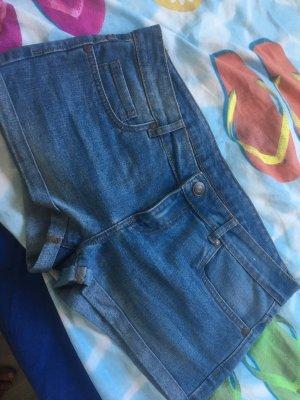 Primark Jeans 3/4 bleu