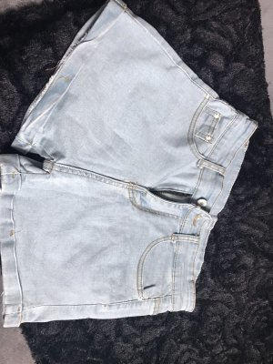 Denim Shorts azure